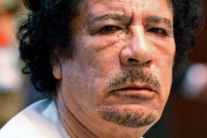 Gadafi, el tirano más hermoso de todos