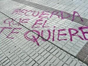 Campus de graffitis