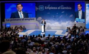 Rajoy se marcha de Málaga sin concretar nada