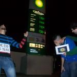 Llanto y desesperación ante los precios del combustible