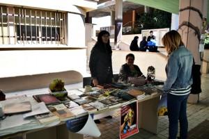 Cudeca realiza un mercadillo solidario en Letras