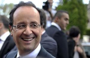 El aburrido presidente Hollande