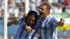 El Málaga se hace mayor (3-1)