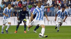 Sigue saliendo el Sol para el Málaga (4-0)