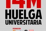 Huelga Universitaria 14M