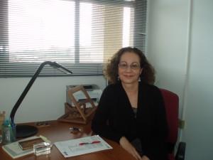 María Luisa Moreno-Torres posa para La Taberna Global.