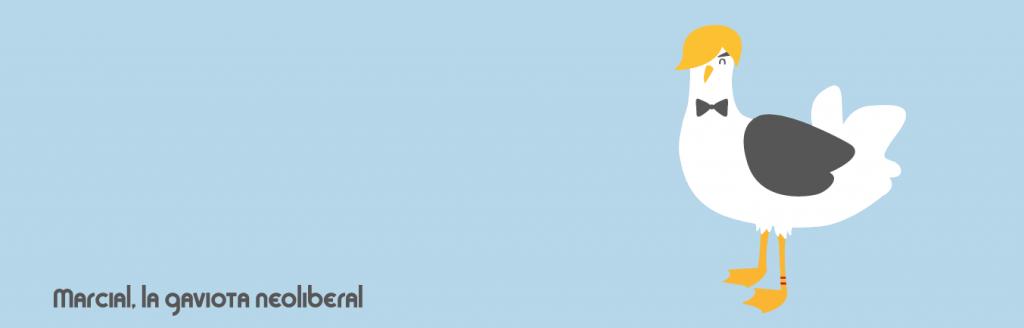 Marcial, la gaviota neoliberal: diseño gráfico en la UMA, una perspectiva deconstructivista