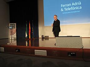 Esta semana en la UMA… tsunami en Málaga, jeques árabes y Ferran Adrià