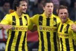 Hummels, Lewandowski y Götze. FOTO: mibundesliga.com