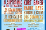 Cartel del Fuengirola Pop Weekend 2013.