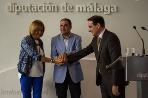 Cuarenta elegidos harán prácticas en empresa pagadas por la Diputación de Málaga