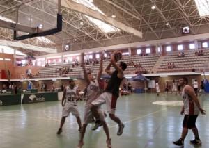 El baloncesto invade Teatinos