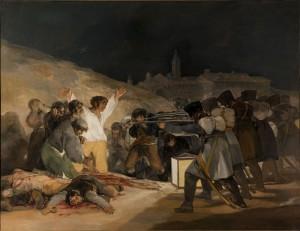 Guerra civil en Filosofía y Letras