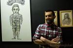 Los milagros existen: Francisco de Asís expone en Galería Central