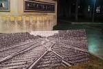 Anonymous desmantela el robo del cuadro de Galería Central