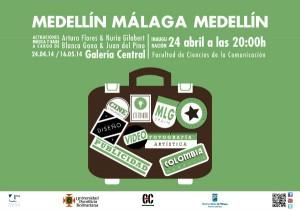 Televisión-Medellín-Málaga-Medellín edit
