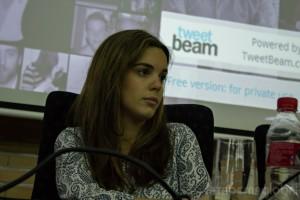 Andrea Luque, de Reforma!, a quien hay que votar.
